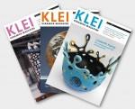 KLEI keramiek magazine